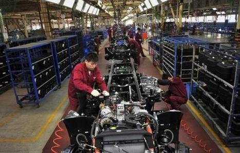 Growth in China's factory sector seen stalling in Sept - Reuters UK | UK economy and business | Scoop.it