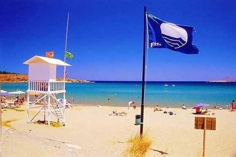 Greece Ranks Second on 2014 Blue Flag Beach List | Eurozone | Scoop.it