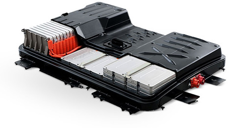 BATTERY TALK-Recycling- Lithium-Ion- electric car batteries- to provide power to homes. | All about batteries | Scoop.it