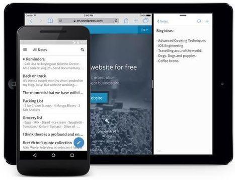 Simplenote : un outil de prise de notes pour toutes les plateformes | Nalaweb | Scoop.it