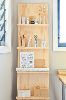 DIY express : une étagère made in Scandinavie! | DIY DIY | Scoop.it