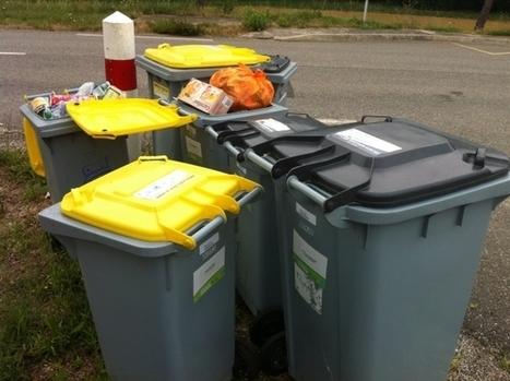 En 2016 dans le sud-est de Toulouse, sortir sa poubelle trop souvent pourrait coûter cher! | Toulouse La Ville Rose | Scoop.it