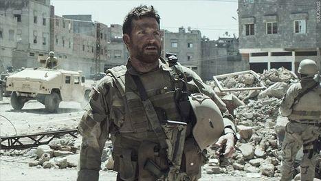 American Sniper Bradley Cooper Workout - Movie Workouts   Movie Workouts   Scoop.it
