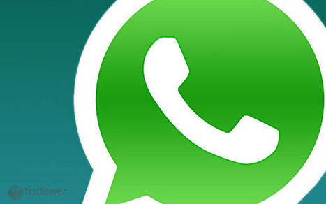 WhatsApp Gains A New Fix For Receiving Broadcast Messages on Windows ... - TruTower | Windows Phone Dev | Scoop.it