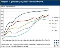 GMO Crops Mean More Herbicide, Not Less | GMOs & FOOD, WATER & SOIL MATTERS | Scoop.it