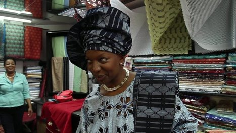 London: Where African fashion thrives - BBC News | Culture | Scoop.it