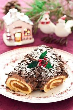 Tronchetto di Natale: A traditional Italian Christmas cake. | Le Marche and Food | Scoop.it