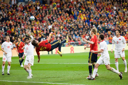 Goal! 10 Amazing Photos Taken at Soccer Matches | Inspiration Mix | Soccer | Scoop.it