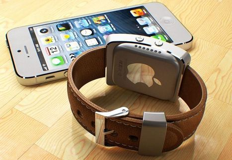 Apple leaker predicts December launch for iWatch, iPhablet | Apple | Scoop.it