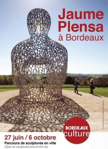 Jaume Plensa à Bordeaux | 16s3d: Bestioles, opinions & pétitions | Scoop.it