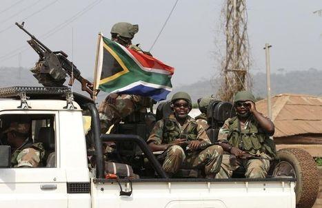 Centrafrique : retrait des troupes sud-africaines | Nouvelles d'Afrique du Sud | Scoop.it