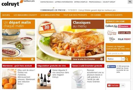 l'E-Commerce alimentaire en Belgique | ecommerce Crosscanal, Omnicanal, Hybride etc. | Scoop.it