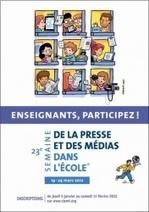 Inscriptions des enseignants - Semaine de la presse et des médias dans l'école® - Le Clemi - Le CLEMI | Technologies numériques & Education | Scoop.it
