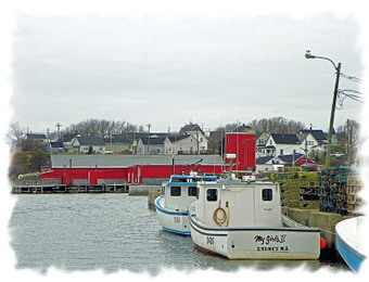 My Girls 11 Fishing Boat_Docked At_Port Morien_Cape ...   Nova Scotia Fishing   Scoop.it