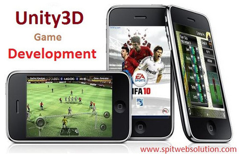 Hire Our Dedicated Unity3D Developers to Develop Amazing 3D Game | iPhone Apps Development | Scoop.it