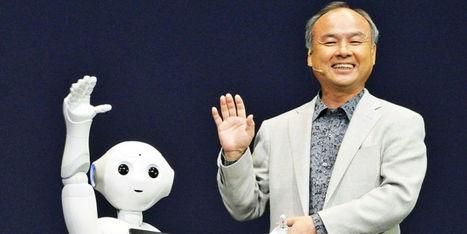 SoftBank : M.Son reprend la tête et veut atteindre la Singularité | Post-Sapiens, les êtres technologiques | Scoop.it