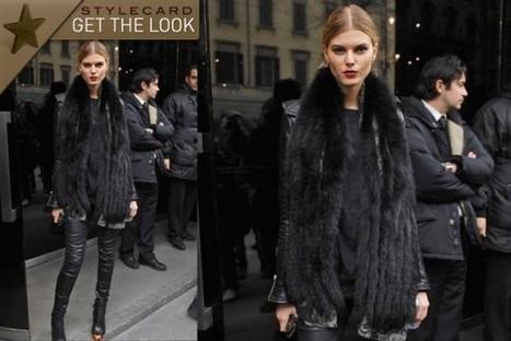 Get The Look: Maryna Linchuk | StyleCard Fashion Portal | StyleCard Fashion | Scoop.it