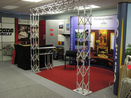 Best ways to make your trade show display stand out in a crowd | trade show exhibiting | Scoop.it