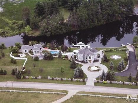Waterfront Estate | 372 4e Rang S., Lac-Simon, QC | Luxury Real Estate Canada | Scoop.it