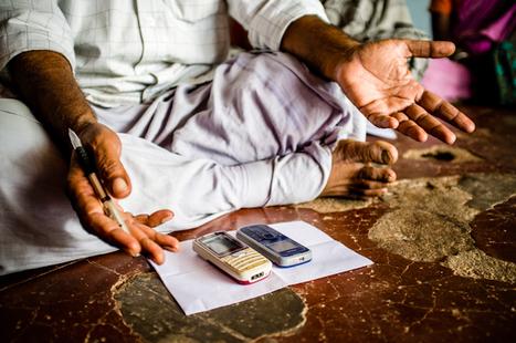 L'Inde (dé)connectée | Libertés Numériques | Scoop.it