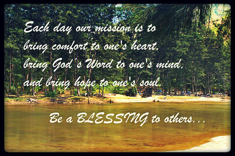 Be a BLESSING to others... ~ Life Notes   Life Notes   Scoop.it