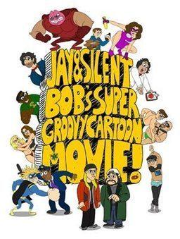 New Trailer: Jay and Silent Bob's Super Groovy Cartoon Movie | thesubstream.com | thesubstream | Scoop.it