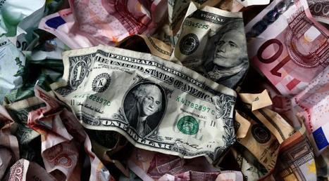 La Fed est-elle en train de voler au secours de la zone euro sans le dire ? | Union Européenne, une construction dans la tourmente | Scoop.it