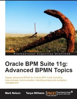 New Book: Oracle BPM Suite 11g: Advanced BPMN Topics   Oracle Mockup   Scoop.it
