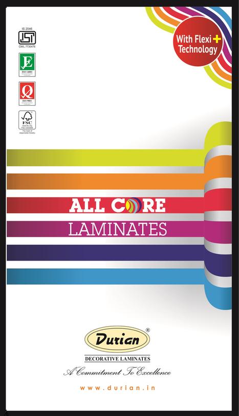 Color Core Laminates, All Color Core Laminates India | durian laminates | Scoop.it