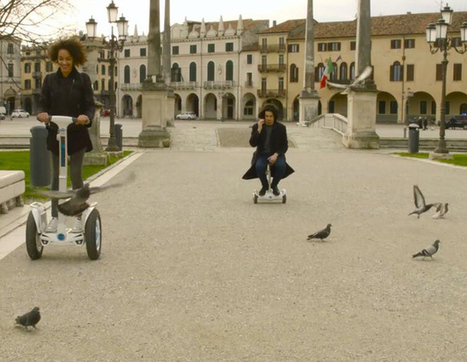The Ultimate in the Portability of Airwheel Intelligent Mini Mobility Electric Scooter for Adults | Press_Release | Scoop.it