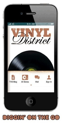 Record Store Locator On the Go | WNMC Music | Scoop.it