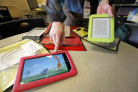 How to get children to read? Embrace the e-book | Moms & Parenting | Scoop.it