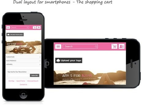 Magento Mobile Theme | Magento theme for the iPhone, Android, Blackberry | Magento Extensions and Magento Themes | Scoop.it