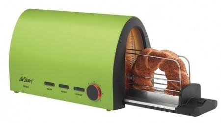 A sideways approach to toasting bread : Gizmo Tech News | Interesting News | Scoop.it