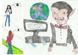 L'AFUL invite les enfants à dessiner les risques et menaces informatiques | Libertés Numériques | Scoop.it