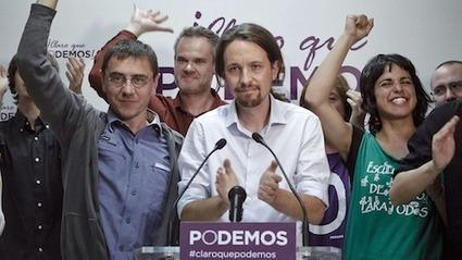Podemos: the political upstart taking Spain by force   ROAR Magazine   Peer2Politics   Scoop.it