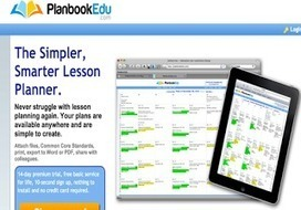 5 Good Lesson Planning Tools for Teachers ~ Educational Technology and Mobile Learning | Teach and tech | Scoop.it