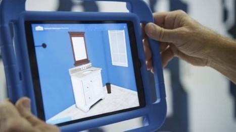 Holoroom : la tablette à réalité augmentée de Loewe | LibraryLinks LiensBiblio | Scoop.it