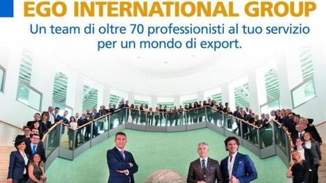 EGO International Group: il made in Italy nel mondo. | Export | Scoop.it
