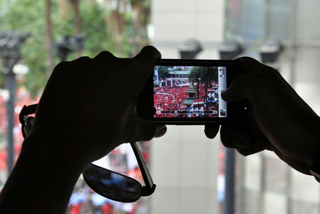 8 of the best iOS apps for shooting and sharing video—beyond Vine and Instagram - The Next Web | Edtech PK-12 | Scoop.it