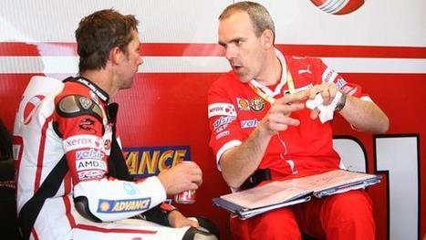 Ernesto Marinelli Talks Troy Bayliss Return | Ductalk Ducati News | Scoop.it