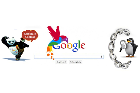 Survival of SEO in the Age of Frequent Google Updates | Search Engine Optimization | Scoop.it