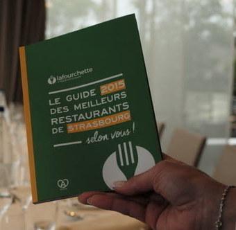 LaFourchette a déniché les meilleurs restaurants de Strasbourg   Revue de Presse France - lafourchette   Scoop.it