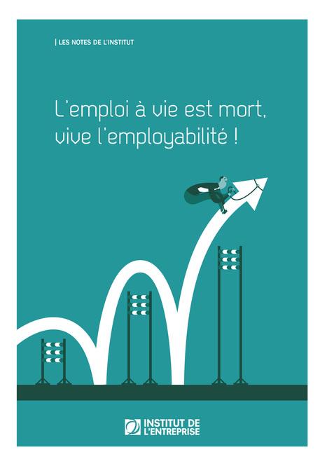 L'emploi à vie est mort, vive l'employabilité ! | Evolution professionnelle | Scoop.it