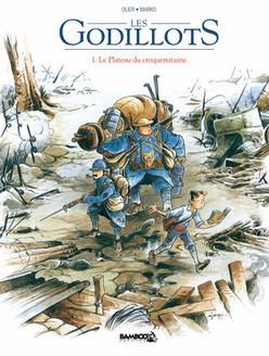 BD - Les Godillots, tome 1 : le plateau du croquemitaine- Bamboo Édition   Nouveautés du CDI   Scoop.it
