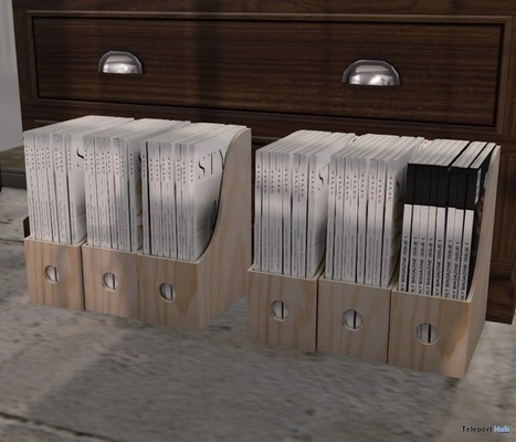 Magazine Files Gift by Apple Fall | Teleport Hub - Second Life Freebies | Second Life Freebies | Scoop.it