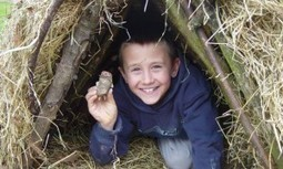 new slideshow outlining what chris holland offers schools and teachers | I love my world - natural outdoor play | Scoop.it