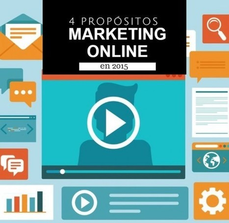 [GUÍA] 4 propósitos clave para impulsar tu marketing online en 2015   @rogerllj   Inbound Marketing, SEO y Analítica Web   Scoop.it