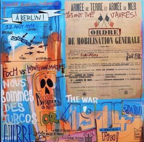Expo/dédicace au Lavomatik à Paris | The art of Tarek | Scoop.it