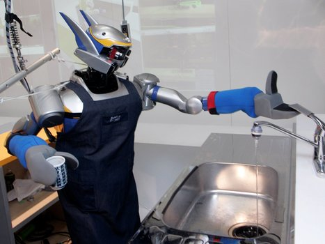 8 industries robots will completely transform by 2025 | Robots and Robotics | Scoop.it